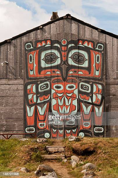 Tlingit Community House.