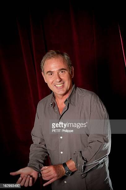 Tnt Star Presenters Les présentateurs 'stars' de la TNT attitude souriante de Philippe RISOLI