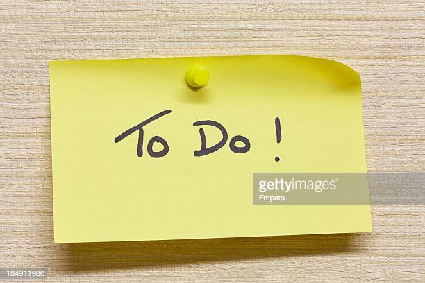 To do!