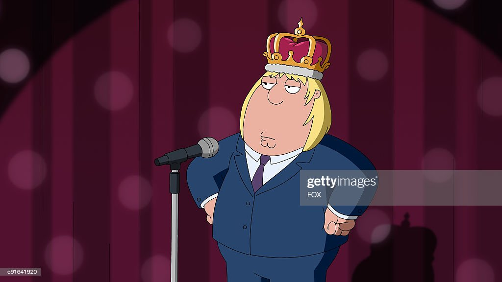 To everyones surprise, Chris wins homecoming king in the Run, Chris, Run episode of FAMILY GUY airing Sunday, May 15 (9:00-9:30 PM ET/PT) on FOX.