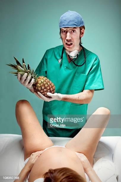 Ein Ananas