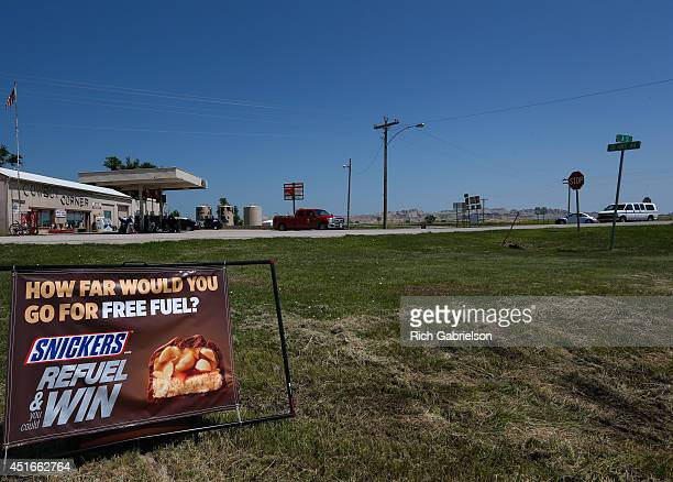 To help fuel Independence Day road trips SNICKERS Brand is testing how far people will go for free fuel by offering $10000 in free cashforgas at one...