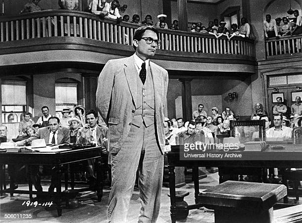 To Kill a Mockingbird Courtroom drama film in which Atticus Finch a lawyer in the Depressionera South defends a black man against an undeserved rape...