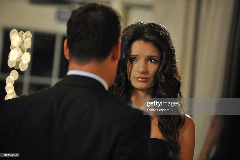 GAME - 'To Lie For' - Events of recent weeks finally reach the breaking point in the winter finale of 'The Lying Game,' airing on March 12 (9:00-10:00 PM ET/PT) on ABC Family. GRECZYN