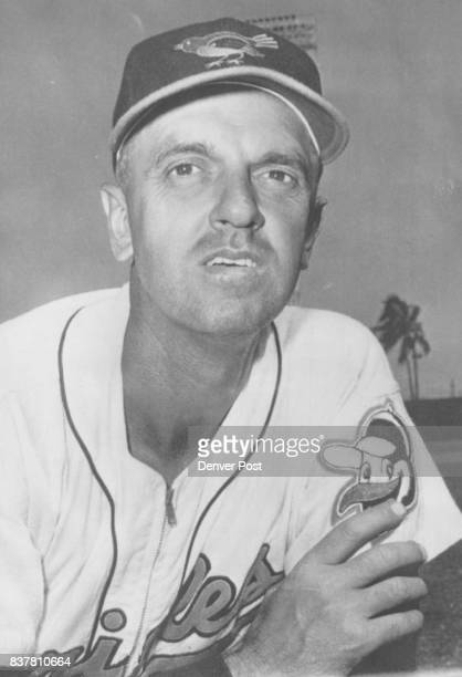 To Manage Denver Bears Cal Ermer has been named new manager of the Denver Bears Photo transmitted at the request of the Denver Post 1964 The Denver...