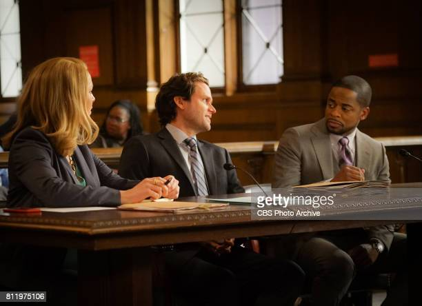 'To See To Tell' When Albert discovers the truth about Sadie and Billy's relationship he steps in as first chair on the murder trial fearing Sadie's...