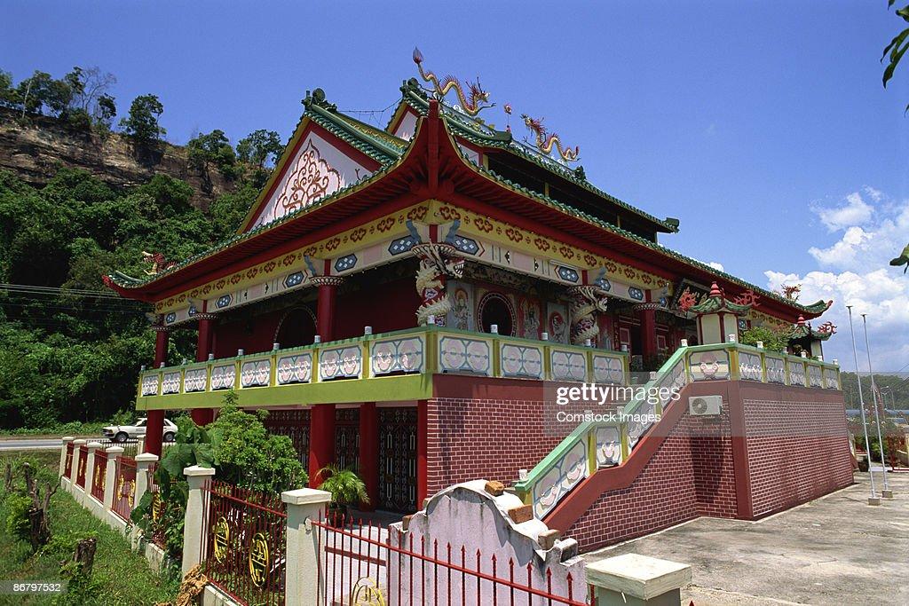 Toaist temple