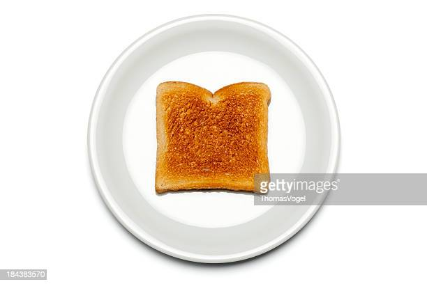 Toast on the plate - Part 2