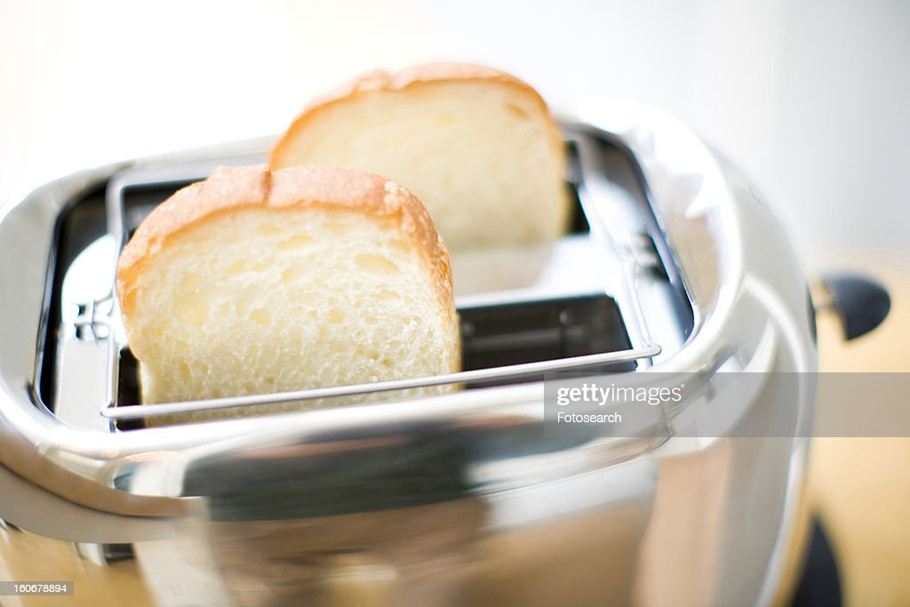 Toaster : Stock Photo