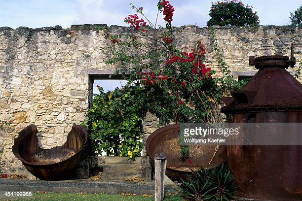 Tobago Mt Irvine Resort Remains Of Old Sugar Mill