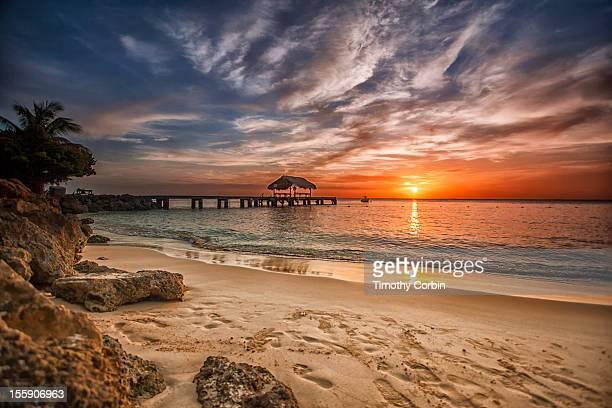 Tobago Sunset