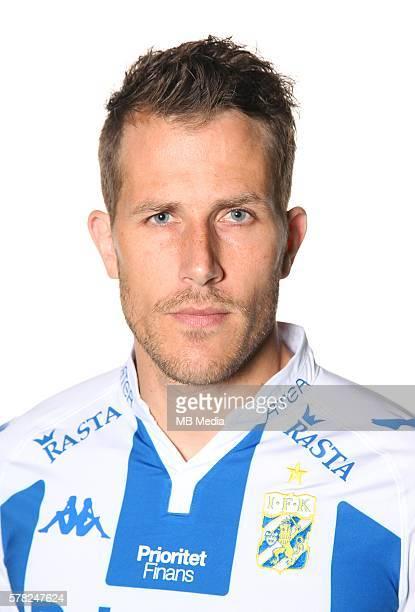 Tobias Hysén Halvfigur @Leverans Allsvenskan 2016 Fotboll
