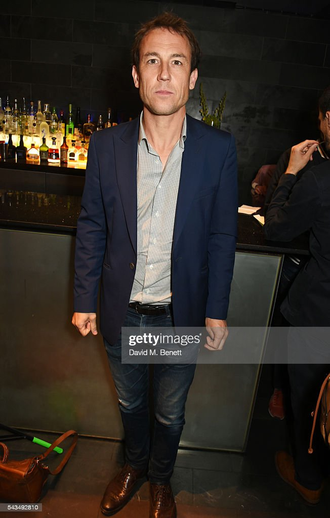 <a gi-track='captionPersonalityLinkClicked' href=/galleries/search?phrase=Tobias+Menzies&family=editorial&specificpeople=2276826 ng-click='$event.stopPropagation()'>Tobias Menzies</a> attends the press night after party for '1984' at The Mint Leaf on June 28, 2016 in London, England.