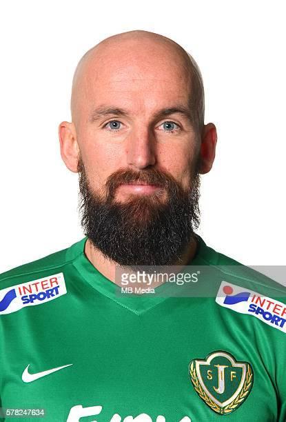 Tobias Nilsson Halvfigur @Leverans Allsvenskan 2016 Fotboll
