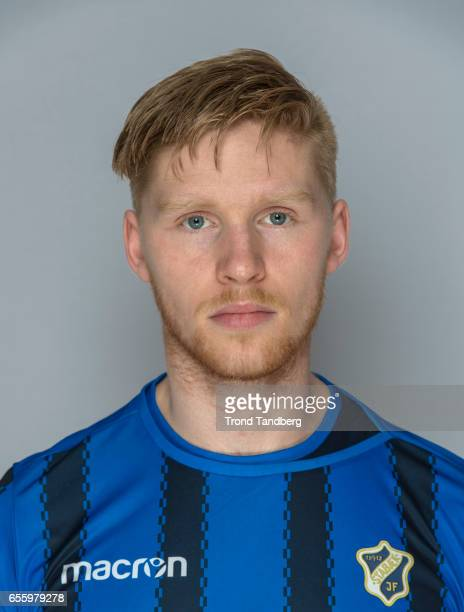 Tobias Odegaard of Stabaekk Fotball during Photocall on March 17 2017 in Oslo Norway