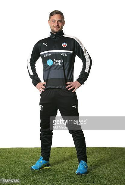 Tobias Tuvesson Helfigur @Leverans Allsvenskan 2016 Fotboll