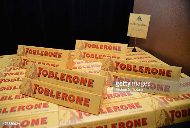 Toblerone at Beyond the Butcher Block hosted by Pat LaFrieda with Rich Torrisi and Mario Carbone as a part of the Bank of America Dinner Series...