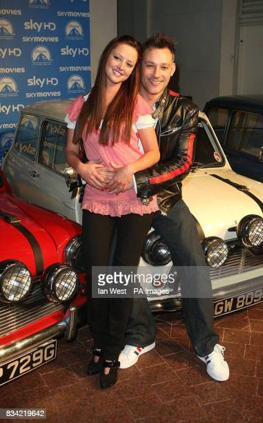 Toby Anstis arrives at the screening of The Italian Job in HD on Sky Movies at the Soho Hotel London