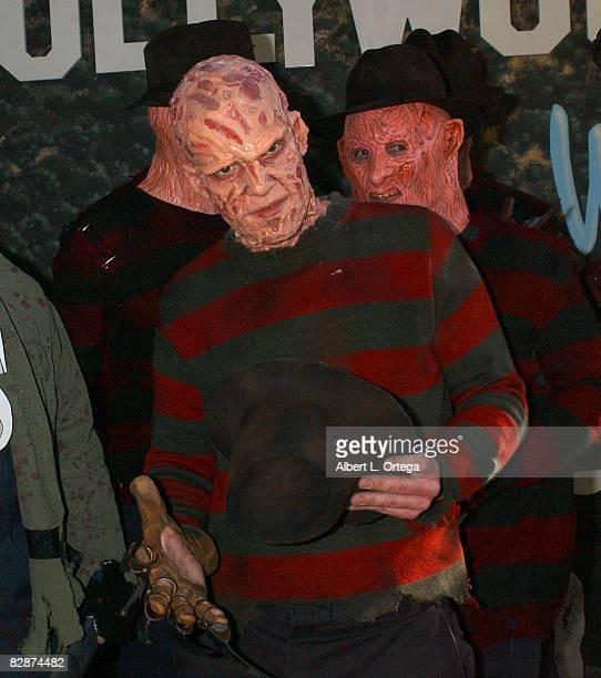 Toby Fulp as Freddy Krueger