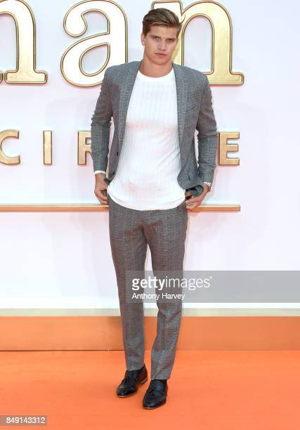 Toby HuntingtonWhiteley attends the 'Kingsman The Golden Circle' World Premiere held at Odeon Leicester Square on September 18 2017 in London England
