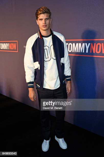Toby HuntingtonWhiteley attends the Tommy Hilfiger TOMMYNOW Fall 2017 Show during London Fashion Week September 2017 at The Roundhouse on September...