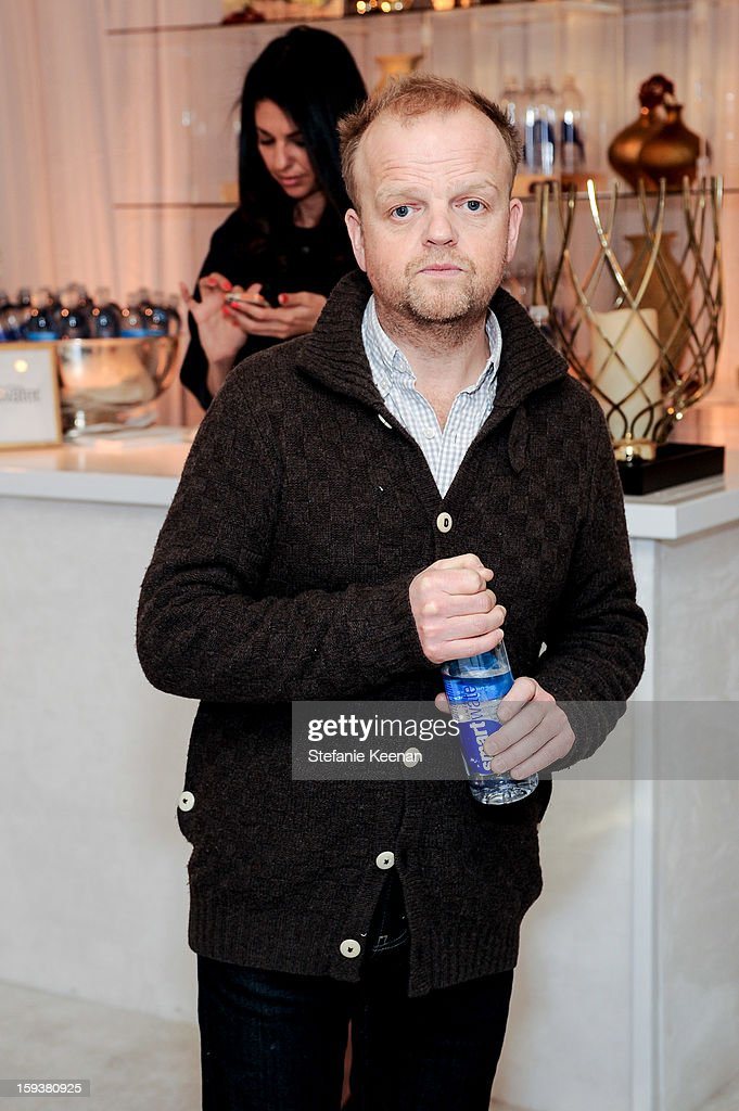 <a gi-track='captionPersonalityLinkClicked' href=/galleries/search?phrase=Toby+Jones&family=editorial&specificpeople=2394459 ng-click='$event.stopPropagation()'>Toby Jones</a> attends 2013 InStyle Beauty Lounge - Day 2 at Four Seasons Hotel Los Angeles at Beverly Hills on January 12, 2013 in Beverly Hills, California.