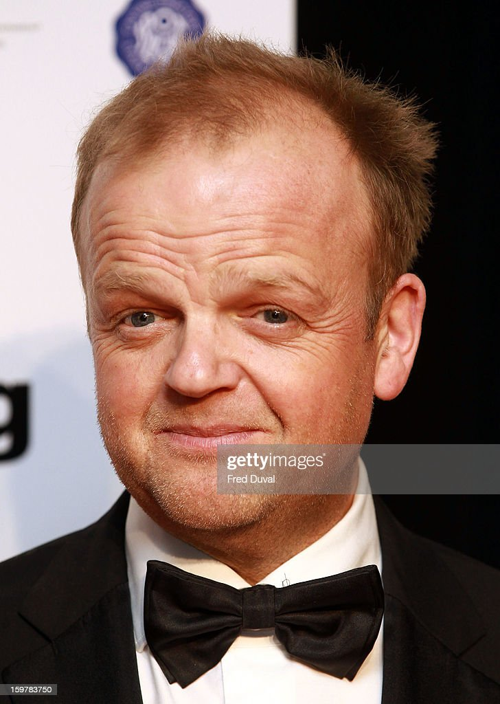 Toby Jones attends the London Film Critics Circle Film Awards at The Mayfair Hotel on January 20, 2013 in London, England.