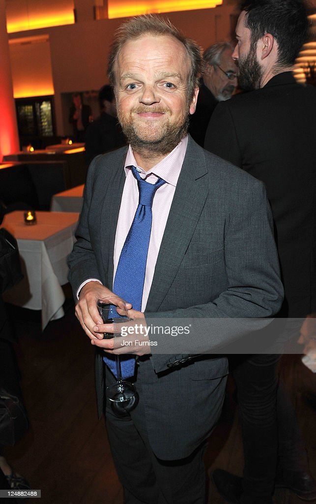<a gi-track='captionPersonalityLinkClicked' href=/galleries/search?phrase=Toby+Jones&family=editorial&specificpeople=2394459 ng-click='$event.stopPropagation()'>Toby Jones</a> attends the ' Tinker, Tailor, Soldier, Spy' UK premiere after party on September 13, 2011 in London, England.