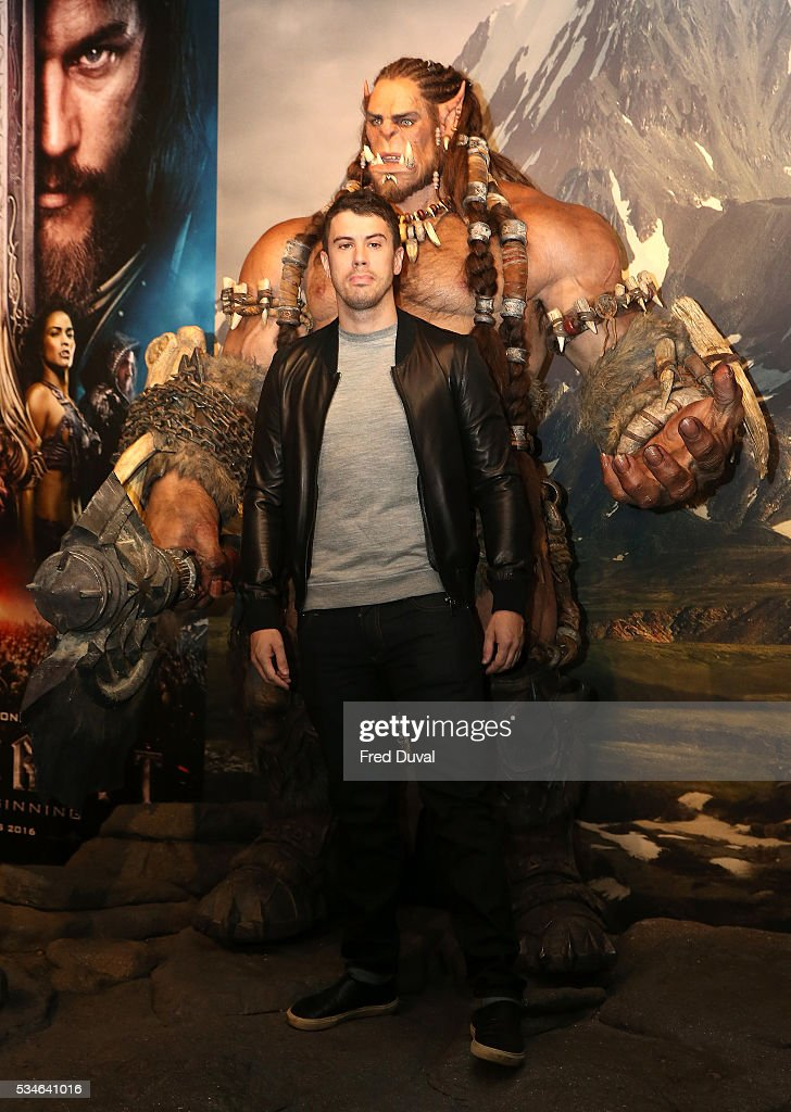 <a gi-track='captionPersonalityLinkClicked' href=/galleries/search?phrase=Toby+Kebbell&family=editorial&specificpeople=4461792 ng-click='$event.stopPropagation()'>Toby Kebbell</a> attends the launch of the Warcraft Experience at Madame Tussauds on May 27, 2016 in London, England.