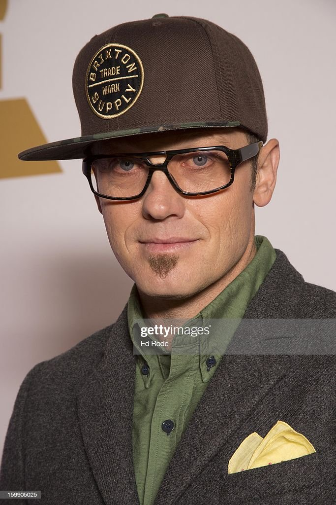 Toby Mac Attends the Nashville GRAMMY Nominee Party at the Loews Vanderbilt Hotel on January 22, 2013 in Nashville, Tennessee.