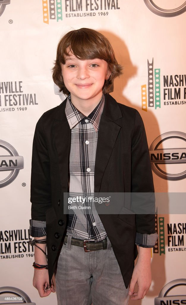 Toby Nichols attends day 1 of the 2014 Nashville Film Festival at Regal Green Hills on April 17, 2014 in Nashville, Tennessee.