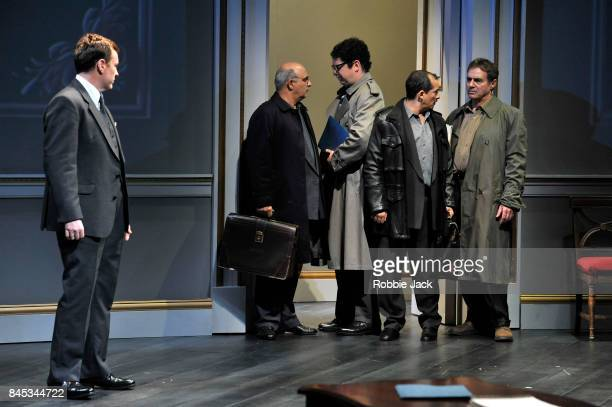 Toby Stephens as Terje LarsonPeter Polycarpou as Ahmed QurieThomas Arnold as Ron PundakNabil Elouahabi as Hassan Asfour and Paul Herzberg as Yair...