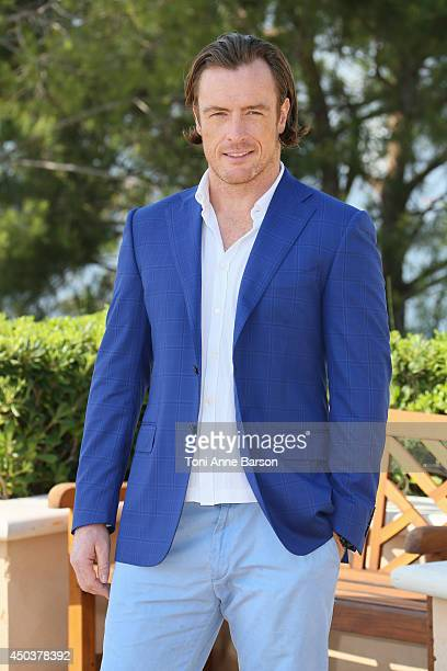 Toby Stephens attends 'Black Sails' Photocall at the Grimaldi Forum on June 10 2014 in MonteCarlo Monaco
