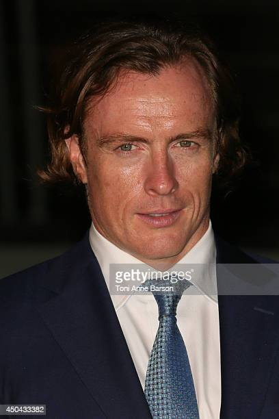 Toby Stephens attends 'Black Sails STARZ' Party at the Monte Carlo Bay Hotel on June 10 2014 in MonteCarlo Monaco