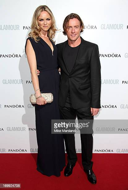 Toby Stephens attends Glamour Women of the Year Awards 2013 at Berkeley Square Gardens on June 4 2013 in London England