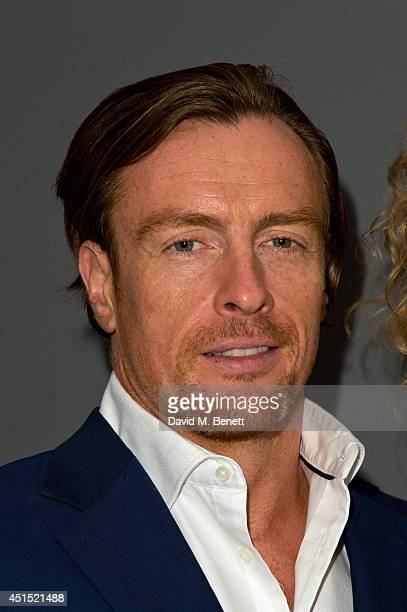 Toby Stephens attends the Design Museum's 'Designs Of The Year Awards 2014' at the St Martins Lane Hotel on June 30 2014 in London England