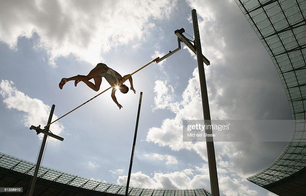 Toby Stevenson of the USA : Stock Photo