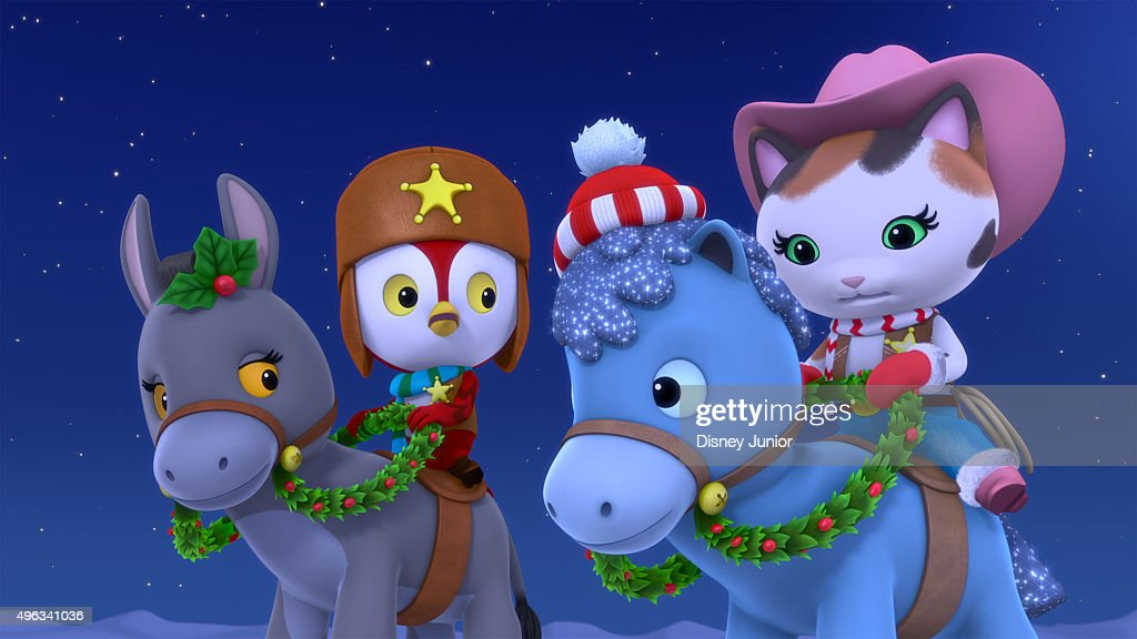 West toby s christmas critter sheriff callie and peck must
