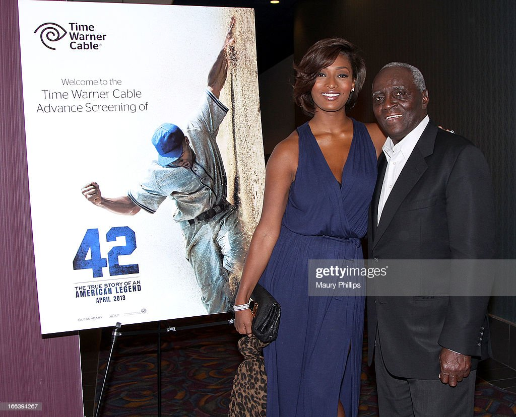 "Time Warner Cable's Los Angeles Customer Screening Of Warner Brothers ""42"""