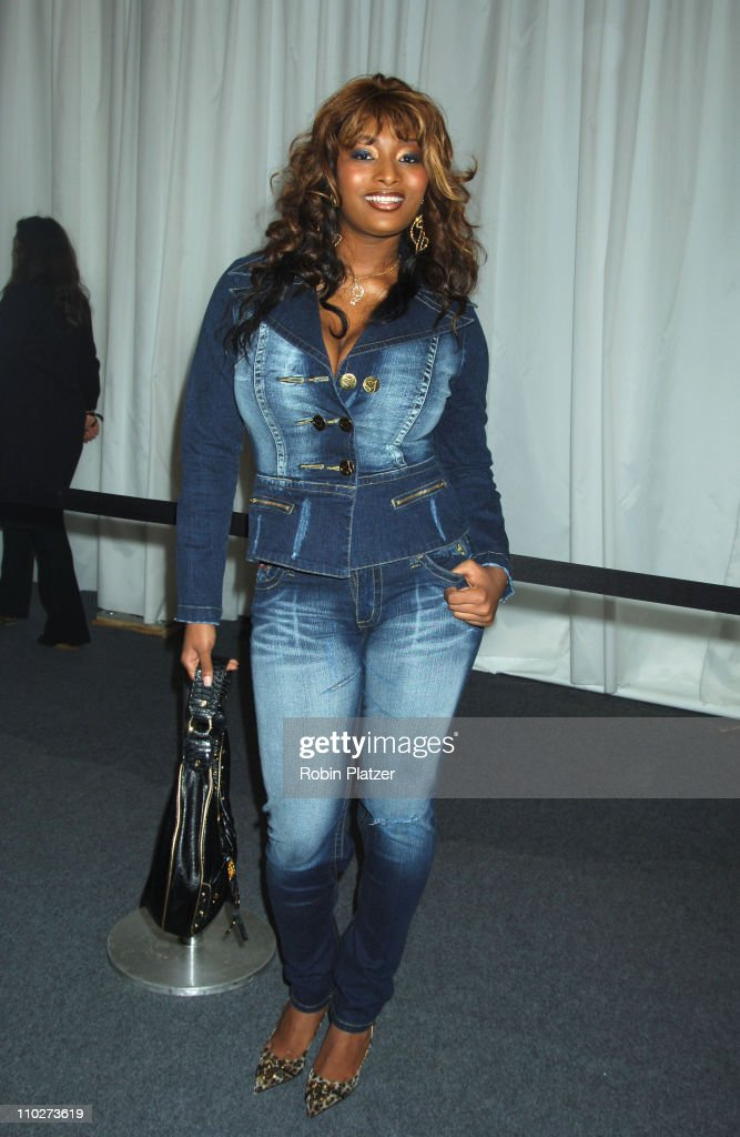 Olympus Fashion Week Fall 2006 - Baby Phat - Inside Arrivals and Departures