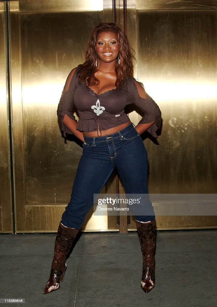 Olympus Fashion Week Spring 2006 - Baby Phat - Arrivals