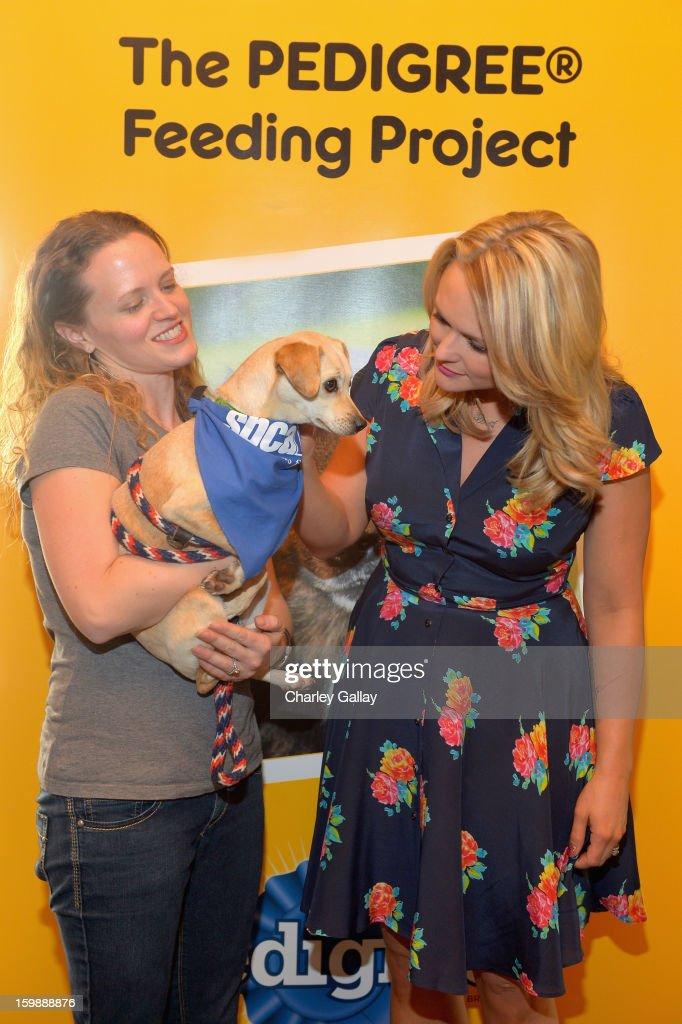 Today, Miranda Lambert kicked-off the national search for the next communities to benefit from the PEDIGREE Feeding Project, an initiative designed to help shelters nationawide. Fans can join PEDIGREE Brand and Lambert in their efforts to help more homeless dogs by visiting Facebook.com/Pedigree to nominate a community.