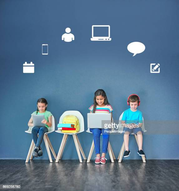 Today's child is more connected than ever before