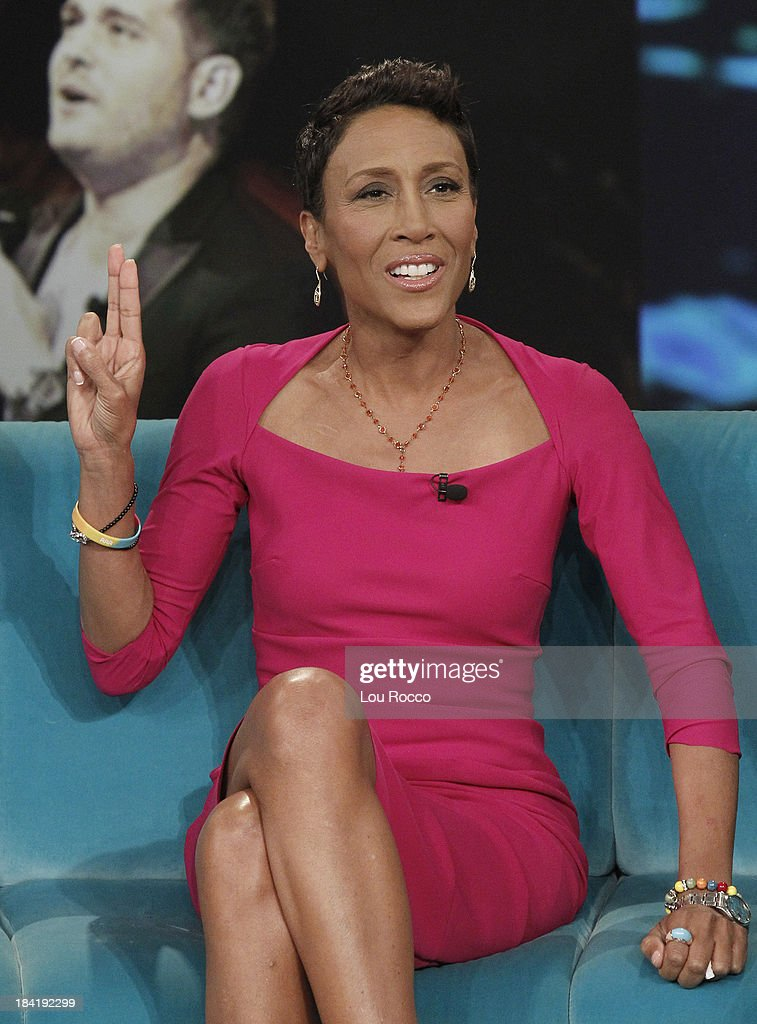 THE VIEW - (10.10.13) Today's guest co-host Giuliana Rancic. Guests include the cast of ABCs 'Good Morning America' and musician John Legend.. 'The View' airs Monday-Friday (11:00 am-12:00 pm, ET) on the ABC Television Network. ROBERTS