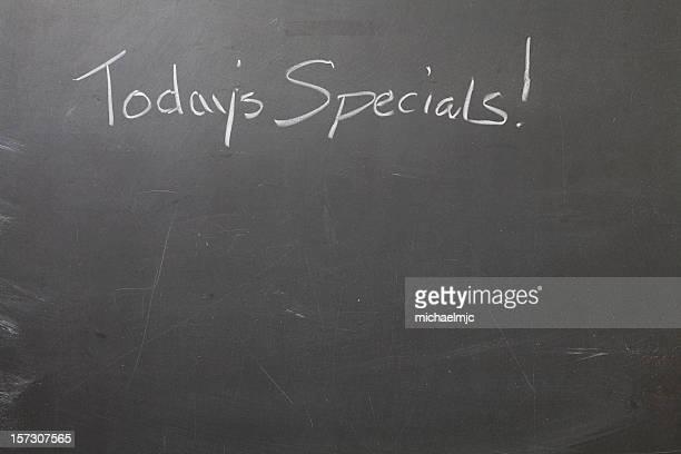 Today's Specials!