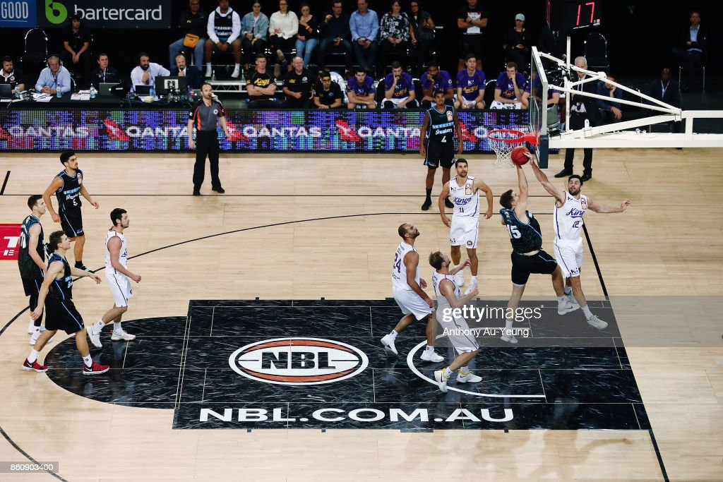 NBL Rd 2 - New Zealand v Sydney