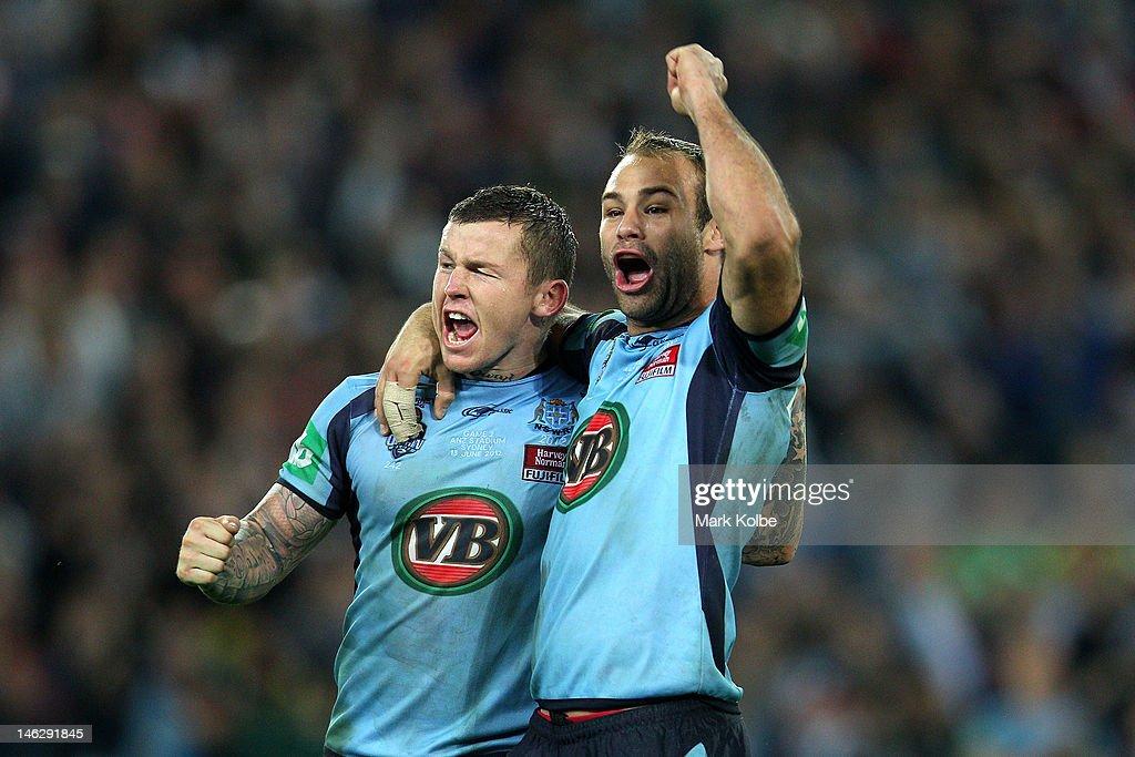 NSW v QLD - State Of Origin: Game 2