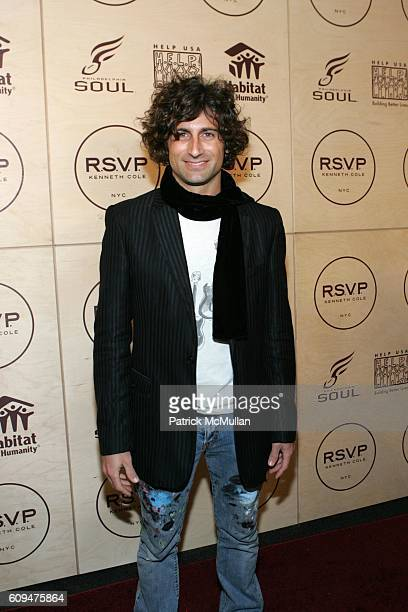 Todd DiCiurcio attends Jon Bon Jovi and Kenneth Cole Team Up For An Unforgettable Night of Fundraising At 'RSVP To Help' at Tribeca Rooftop on...