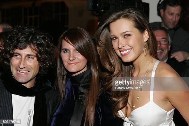 Todd DiCiurcio Megan DiCiurcio and Petra Nemcova attend Jon Bon Jovi and Kenneth Cole Team Up For An Unforgettable Night of Fundraising At 'RSVP To...