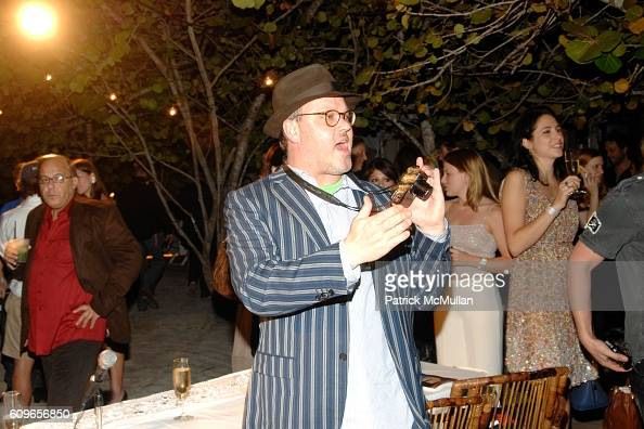 Todd Eberle attends ACCOMPANIED LITERARY SOCIETY and Swarovski Celebrate ASSOULINE's THE WORTH OF ART in association with Mutal Art at The Raleigh...